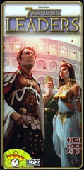 7 Wonders: Leaders (Fr)