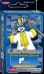 Killer Bunnies and Ultimate Odyssey: Cool Psychic Penguins Technology Expansion Deck