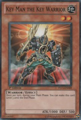 Key Man the Key Warrior - YS11-EN009 - Common - 1st Edition