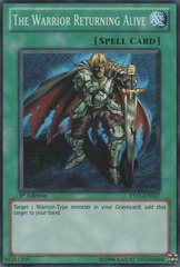 The Warrior Returning Alive - YS11-EN027 - Common - 1st Edition