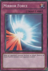 Mirror Force - YS11-EN036 - Common - 1st Edition on Channel Fireball