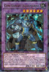 Gem-Knight Aquamarine - DT05-EN035 - Super Parallel Rare - Duel Terminal