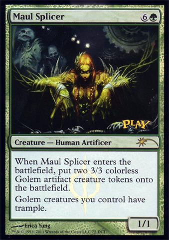 Maul Splicer - WPN Foil
