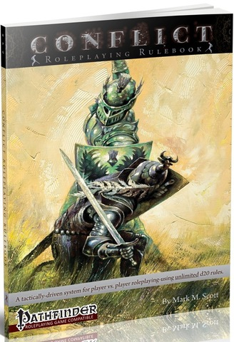Conflict Roleplaying RulebookConflict Roleplaying Rulebook