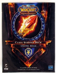 2011 Alliance Gnome Mage Class Starter Deck