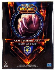 2011 Alliance Night Elf Druid Class Starter Deck