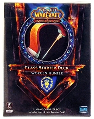 2011 Alliance Worgen Hunter Class Starter Deck