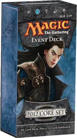 Magic 2012 Event Deck: Illusionary Might