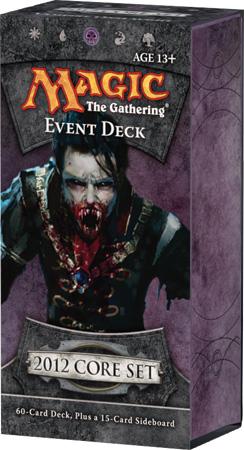 Magic 2012 Event Deck: Vampire Onslaught