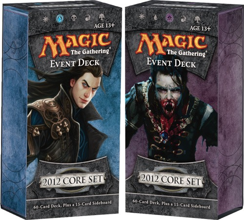 Magic 2012 Event Decks: Set of 2