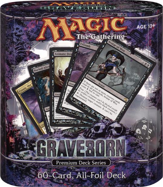 Premium Deck Series: Graveborn