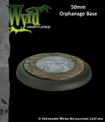 Base Insert: Orphanage 50mm (1)