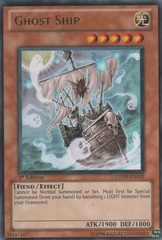 Ghost Ship - GENF-EN035 - Rare