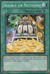 Double Or Nothing! - GENF-EN046 - Common - 1st Edition