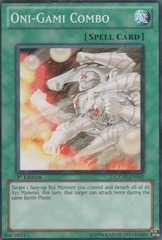 Oni-Gami Combo - GENF-EN060 - Common - 1st Edition
