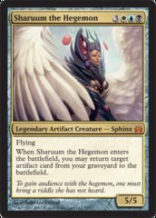 Sharuum the Hegemon - Foil on Channel Fireball