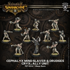 Cephalyx Slaver and Drudges