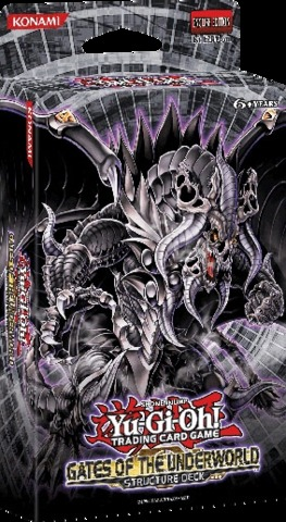 Yu-Gi-Oh Structure Deck: Gates of the Underworld - 1st Edition