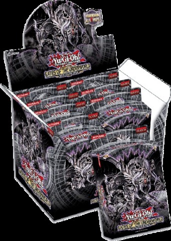 Gates of the Underworld Structure Deck - 1st Edition Box