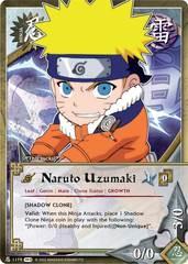 Naruto Uzumaki - N-1179 - Common - 1st Edition