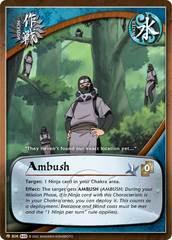 Ambush - M-808 - Common - 1st Edition