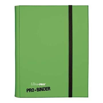 9-Pocket Light Green PRO-Binder