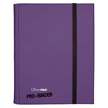 9-Pocket Purple PRO-Binder