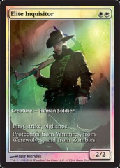 Elite Inquisitor - Innistrad Game Day Promo