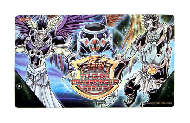 2010 Top 32 Darklords Playmat