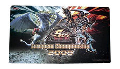 2009 Nationals Dark Armed Dragon/Judgment Dragon Playmat