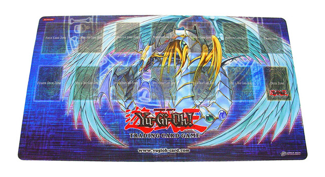 2008 Regionals Rainbow Dragon Playmat