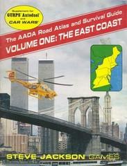 AADA Road Atlas and Survival Guide, Volume One: The East Coast