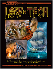 GURPS Low-Tech (Fourth Edition)