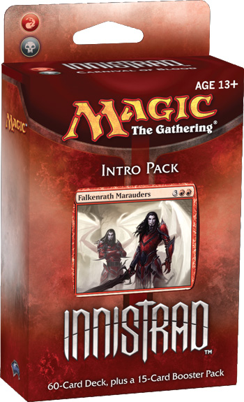 Innistrad Intro Pack: Carnival of Blood