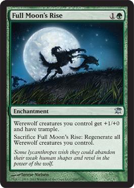 Full Moons Rise