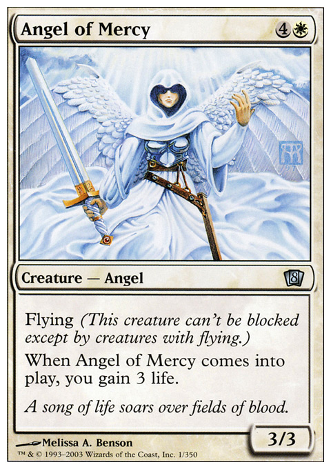 Angel of Mercy - Foil