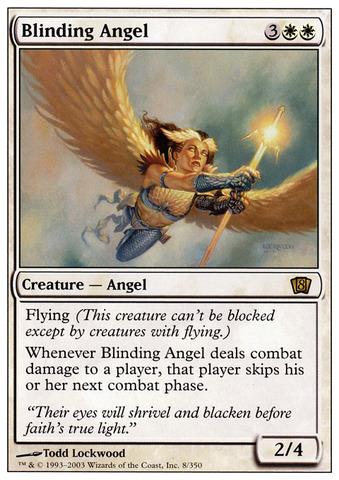 Blinding Angel - Foil