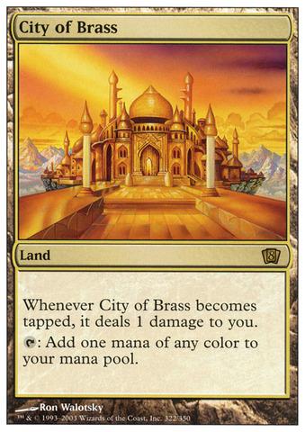 City of Brass - Foil