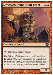 Dwarven Demolition Team - Foil