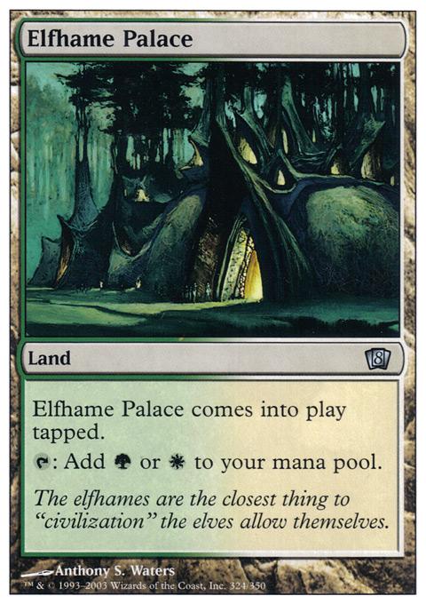 Elfhame Palace - Foil