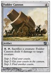 Fodder Cannon - Foil