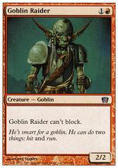 Goblin Raider - Foil