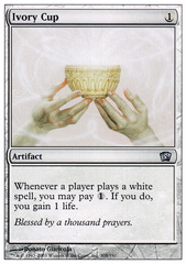 Ivory Cup - Foil