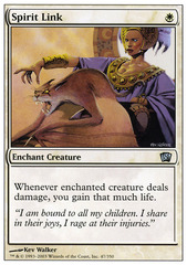 Spirit Link - Foil - Eighth Edition