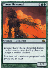 Thorn Elemental - Foil
