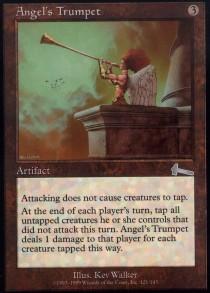 Angels Trumpet - Foil