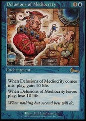 Delusions of Mediocrity - Foil