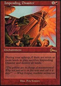 Impending Disaster - Foil