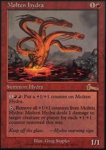 Molten Hydra - Foil