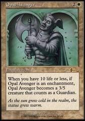Opal Avenger - Foil